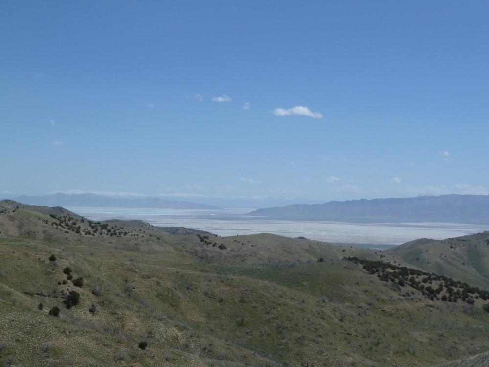 Cedar Mountain Dust Storm (3/6)