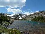 Divide Lake - Wind River Range