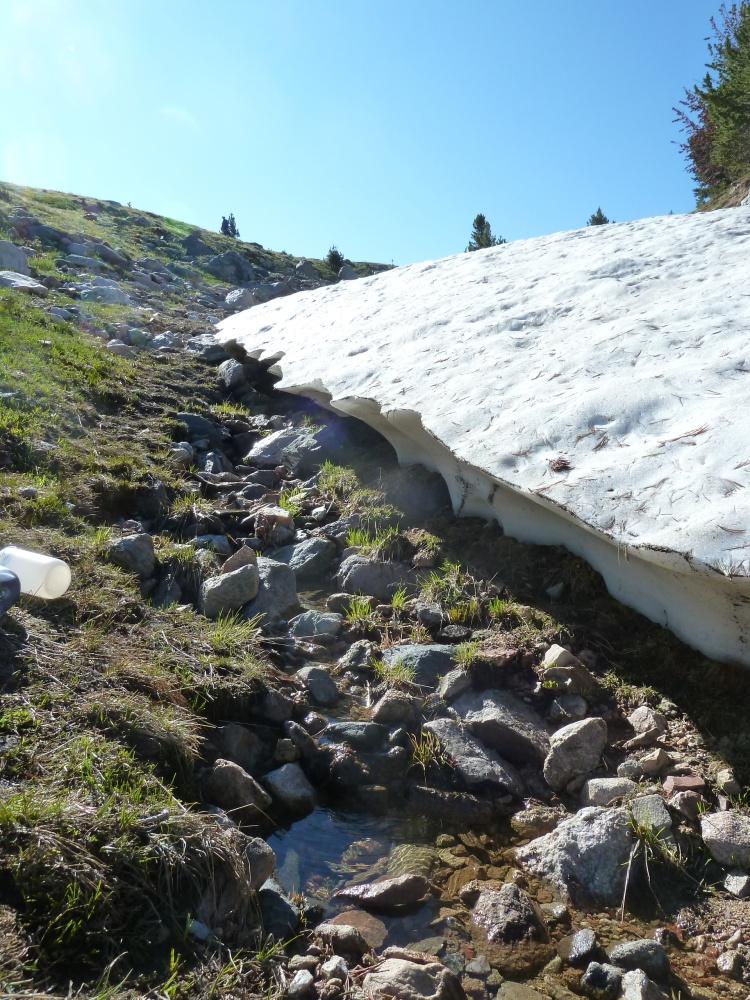 Northern Wind River Range - Near Granite Lake (4/6)