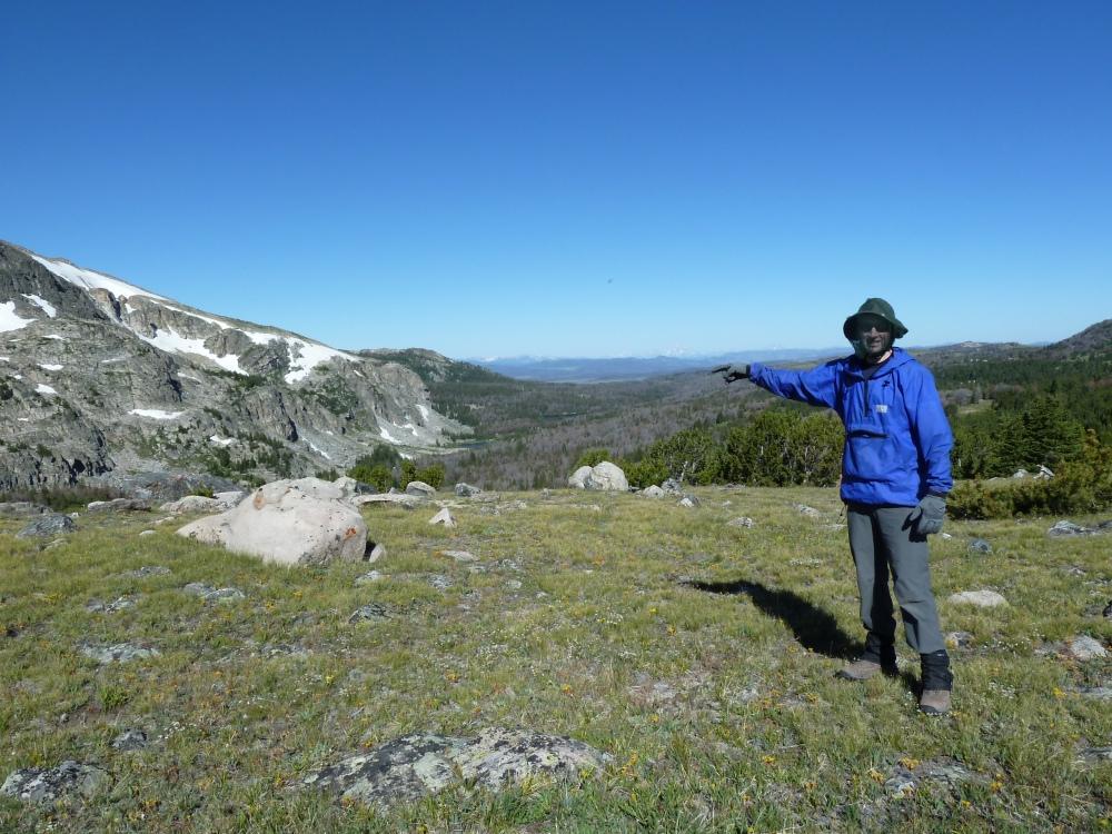 Northern Wind River Range - Near Granite Lake (3/6)